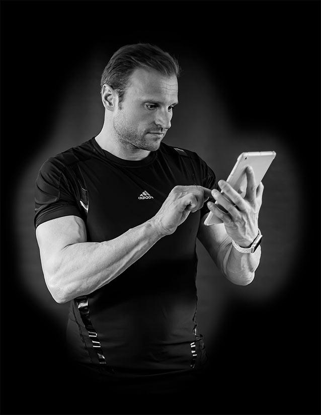 Patrick Schreiber - Personal Trainer per Skype